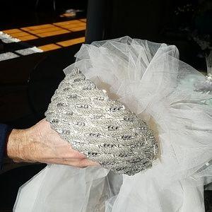 Other - Bridal veil headpiece
